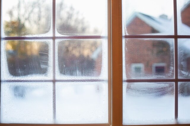 How To Prevent Ice Formation on Windows and Doors