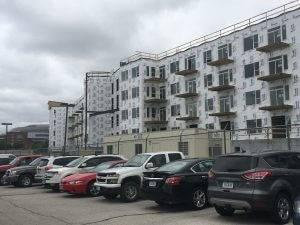 New Construction Revitalizes Downtown Des Moines