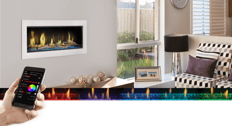 Crank-up Comfort from your Phone: Wyckoff Introduces the eFIRE Fireplace App