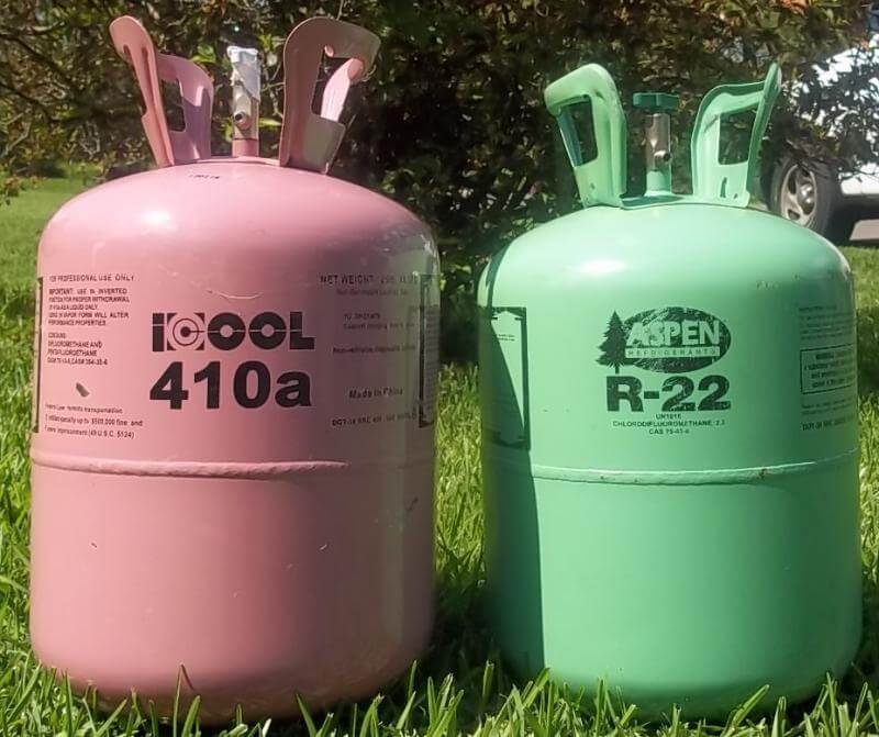 R-22 Refrigerant Phaseout: The End Is Here