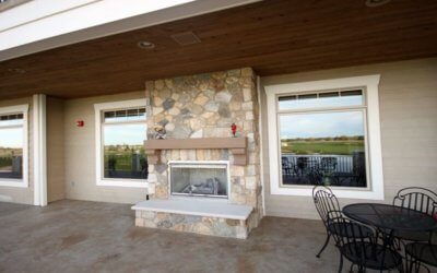 6 Benefits of Installing an Indoor-Outdoor Fireplace in Your Home