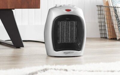 Is It Better To Use A Space Heater Or Central Heat?