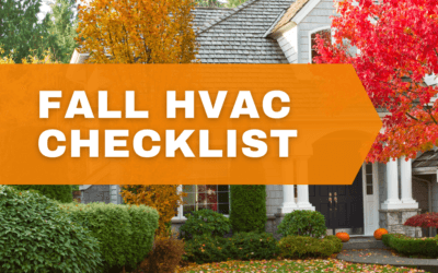 How to Get Your HVAC System Ready for Fall